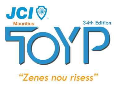 2020 JCI MAURITIUS TOYP Logo